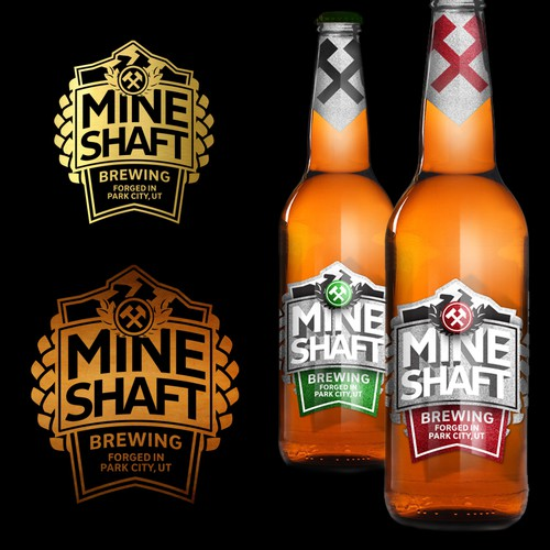 Mine Shaft Brewing Craft Beer Hard Cider Park City UT