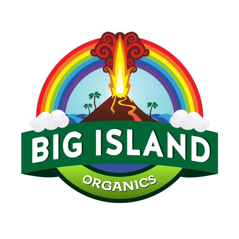 Help Big Island Organics with a new logo