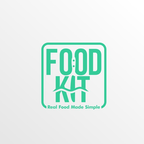 Food kit logo