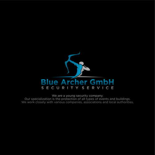 blue archer security