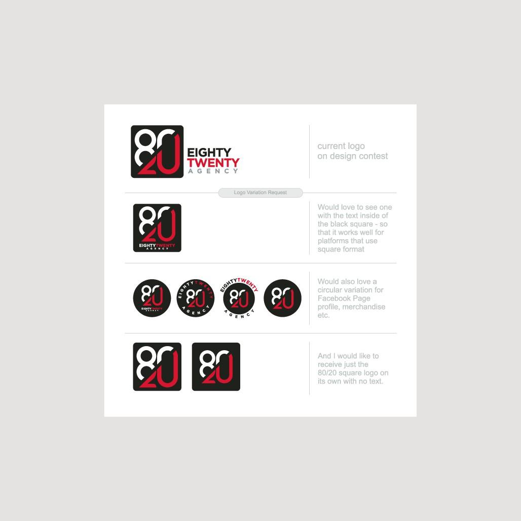 Cutting Edge Logo for Marketing Agency