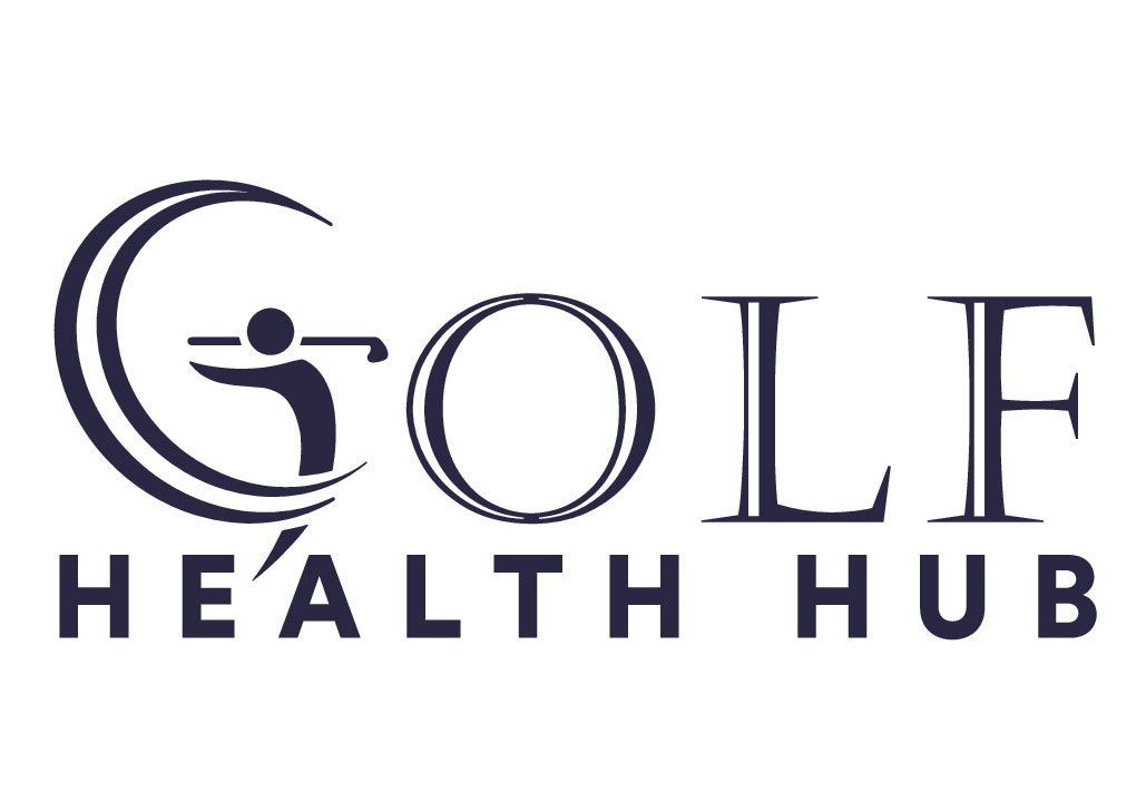Logo designed around Golf and human body movement/agilty