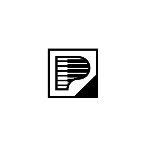"""Piano & """"P"""" letter"""