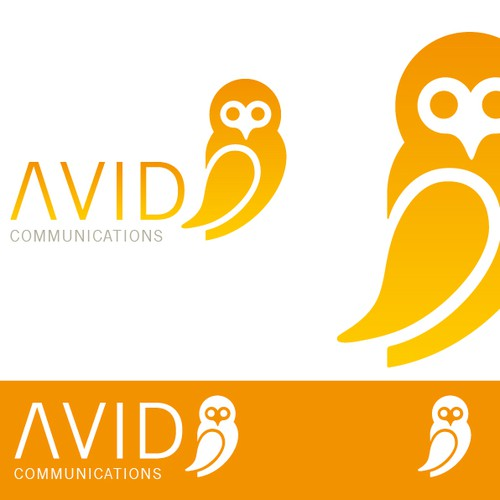 Create a logo for Avid Communications
