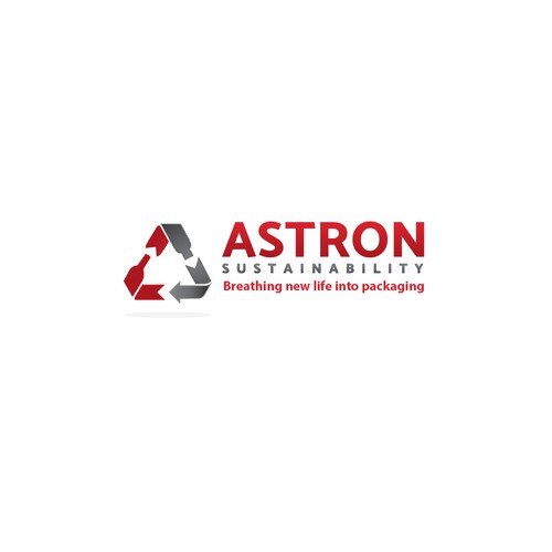 Logo for Astron Sustainability