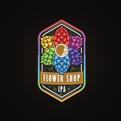 Logo\label for a small Brewpub