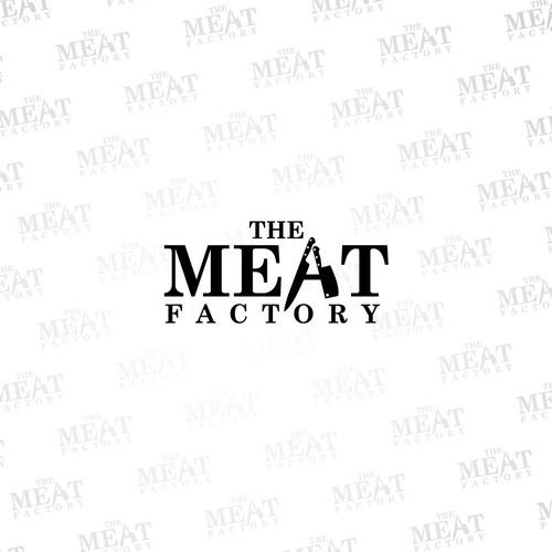 The Meat Factoy logo