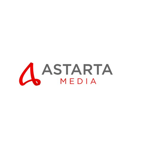 ASTARTA MEDIA  needs a new logo