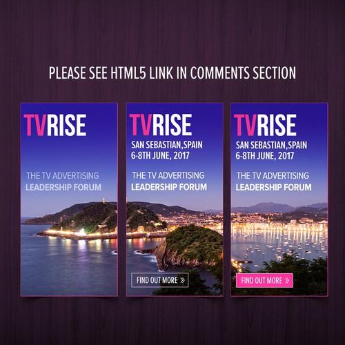 HTML5 banner ad