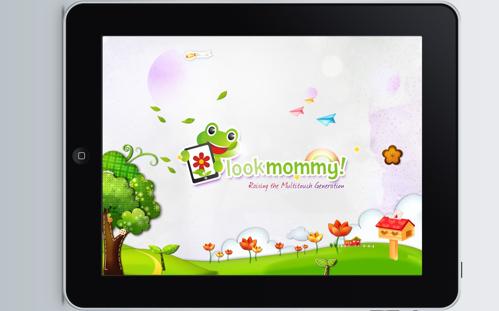 How to make beautiful apps for children?
