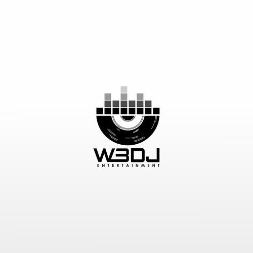 Music, DJ logo