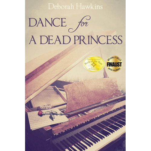 Create a Book Cover for Literary Fiction, Dance For A Dead Princess