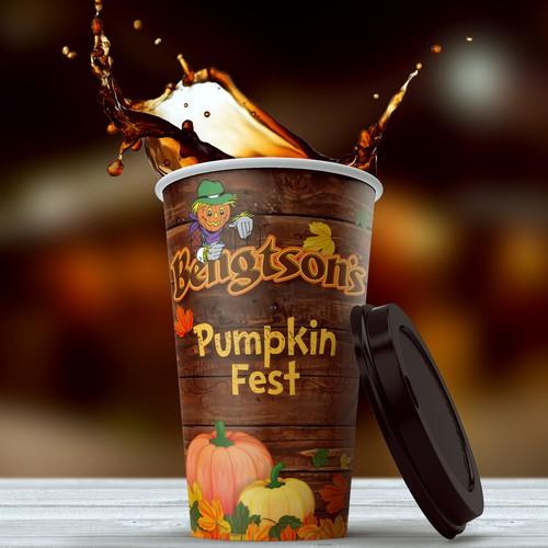 Pumpkin Fest Cup