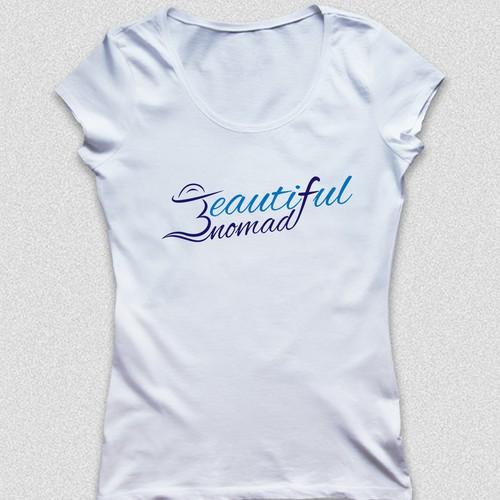 Beautiful Nomad Shirt Design