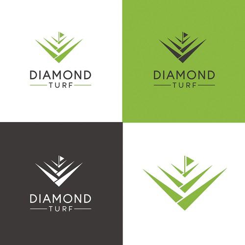 Diamond Turf Logo