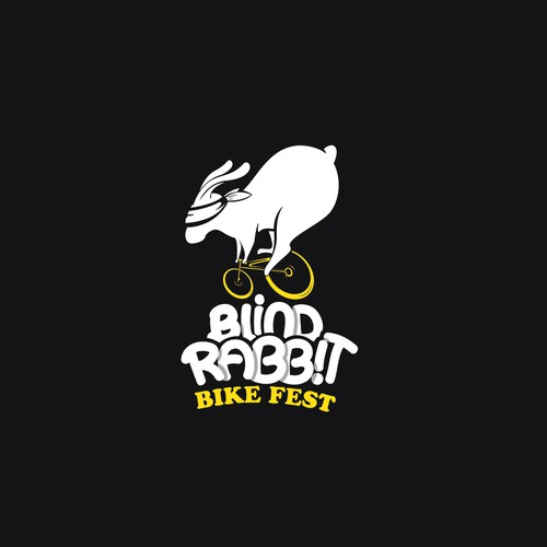 Fun logo concept for Bike Festival