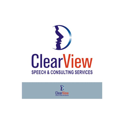 Logo for consulting service