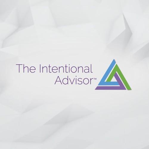 "Logo Animation for ""The Intentional Advisor"""