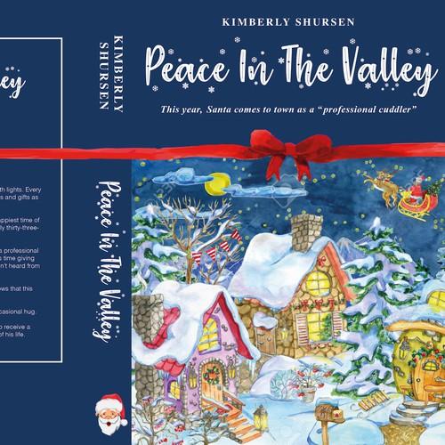 Christmas Book Cover Design