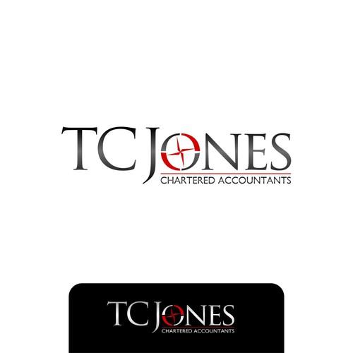 Help TCJones Chartered Accountants with a new logo