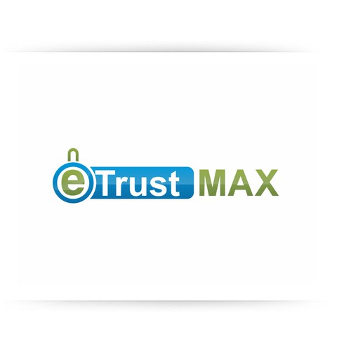 Create the next logo for eTrustMAX