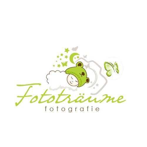 Fototräume logo design