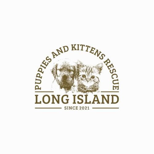 Design a logo for a Animal Rescue