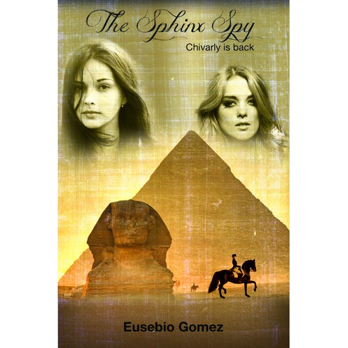 The Sphinx Spy - Book Cover