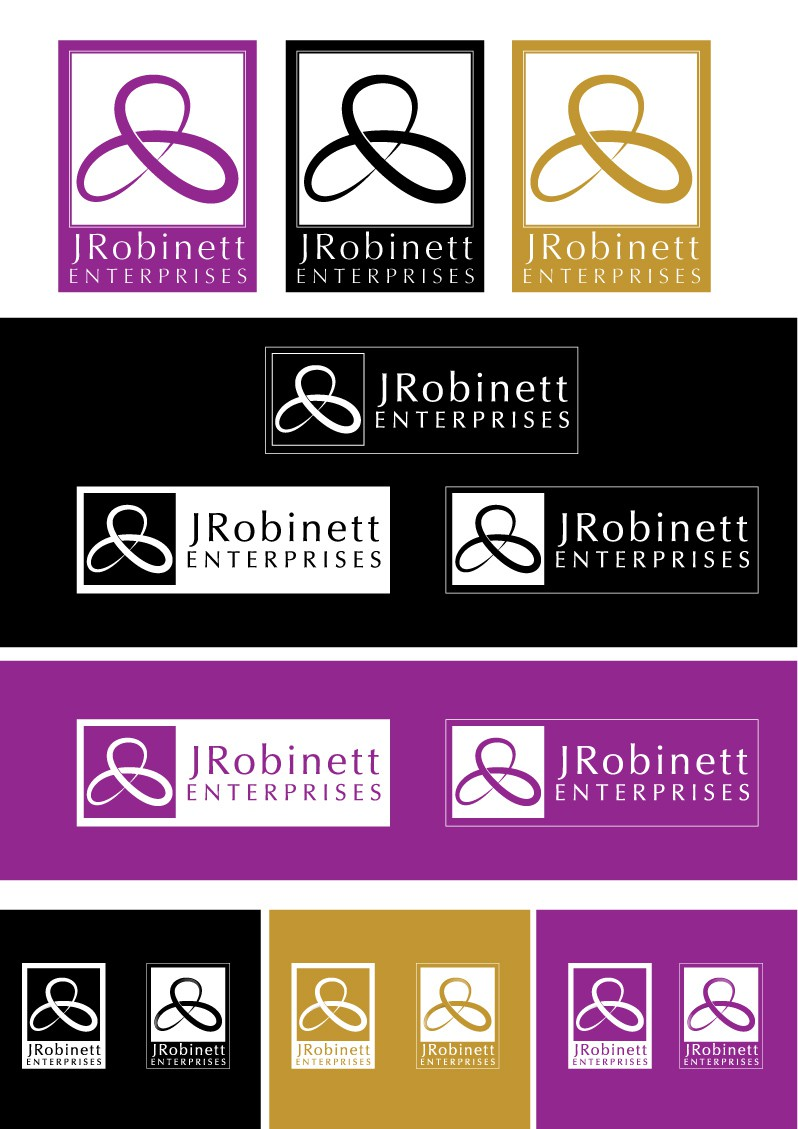 "JRobinett Enterprises needs your great new logo design. Bring your ""A"" game for a great contest!"
