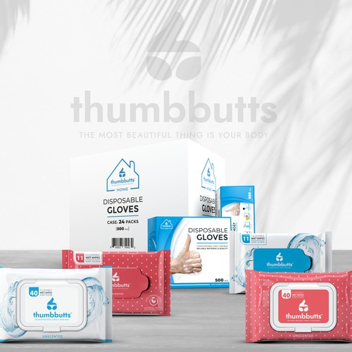 Thumbbutts line project