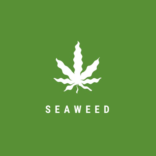 Logo for seaweed