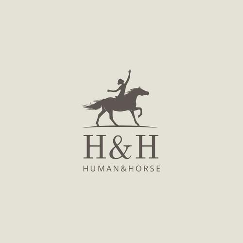 Horse and Human logo