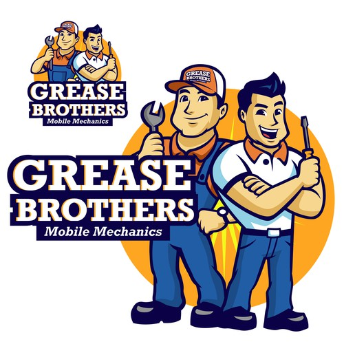 Grease Brothers