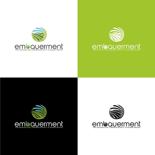 Logo for digital farmers platform