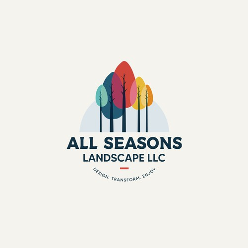 Landscape company looking for cool logo design