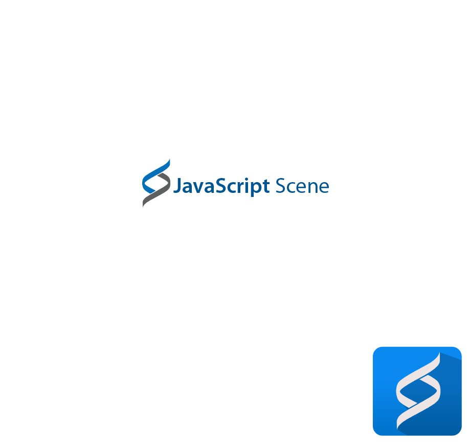Create an iconic brand for JavaScript Scene