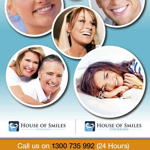Poster for Dental Clinic
