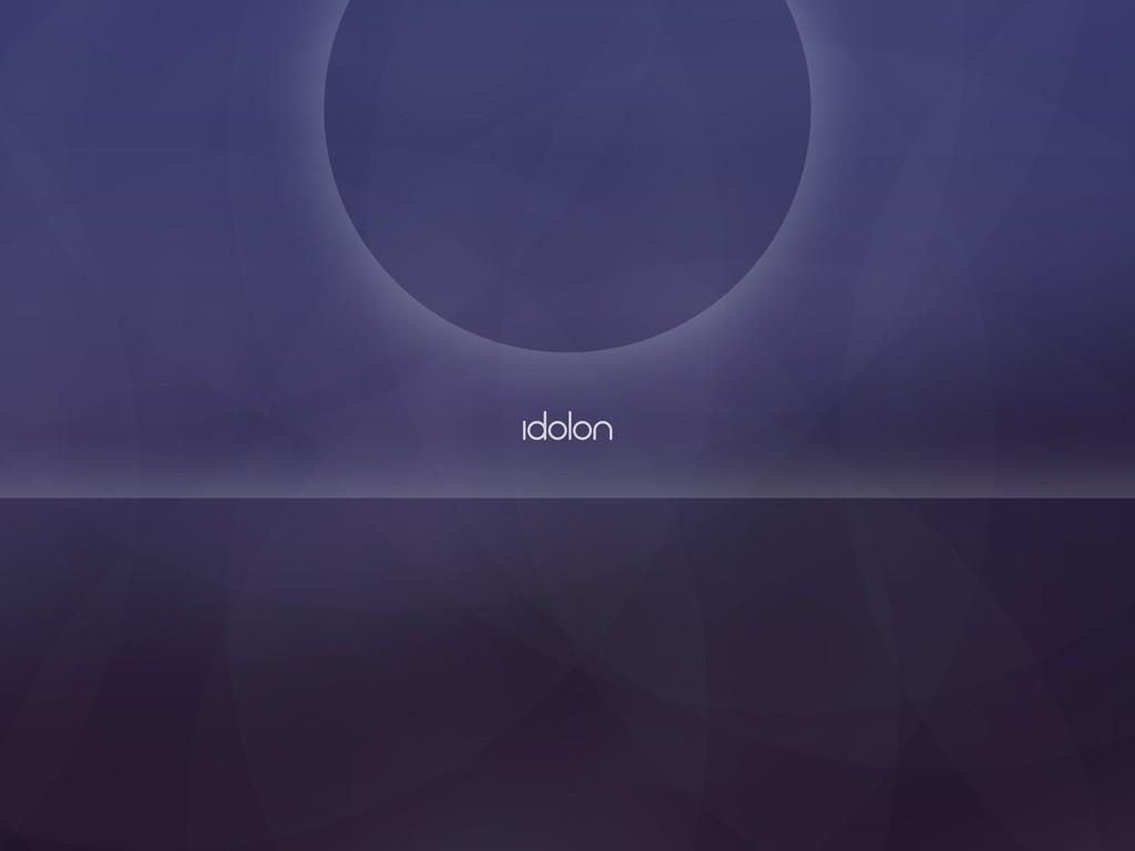 Wallpaper for Netrunner OS 18 - Codename: Idolon