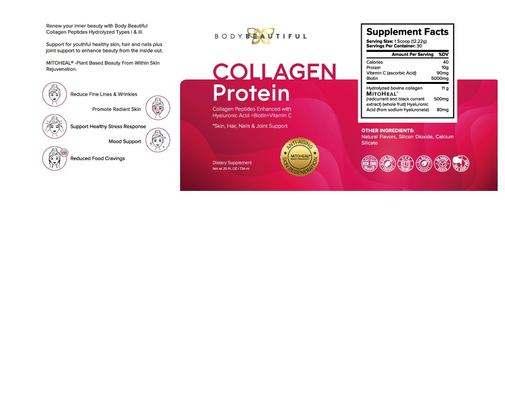 UNIQUE Supplement Label