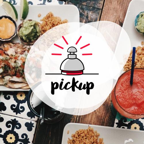 Logo for restaurant app