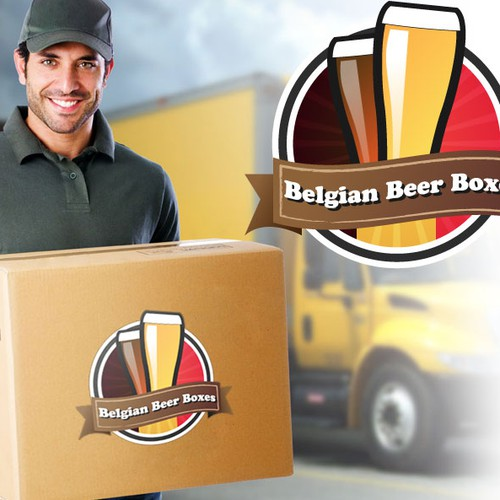 "If you like ""Belgian Beer"" than you will be proud of the logo you made!"