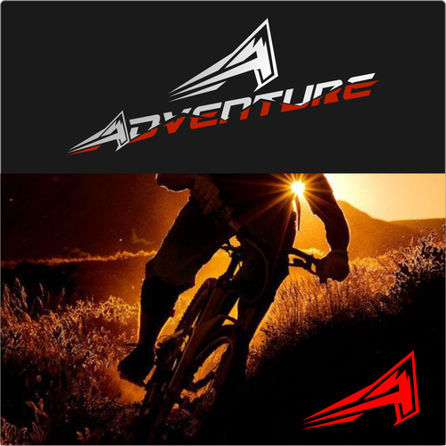 New Bike company logo for a bike brand and race team
