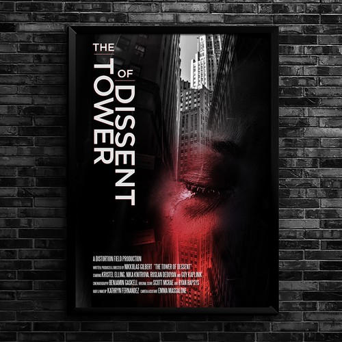 The Tower of Dissent Poster