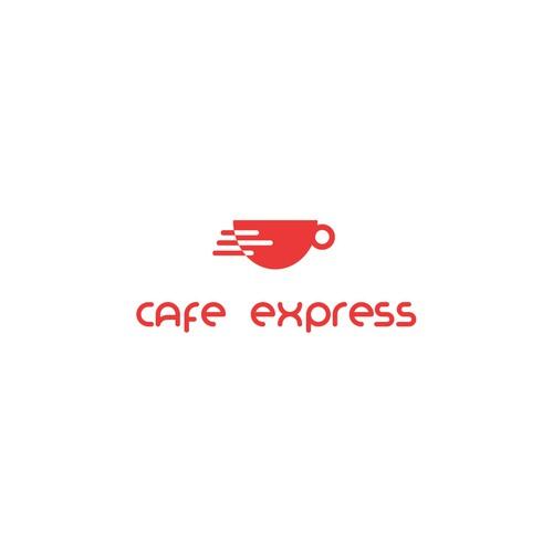 Logo Concept for Cafe Express