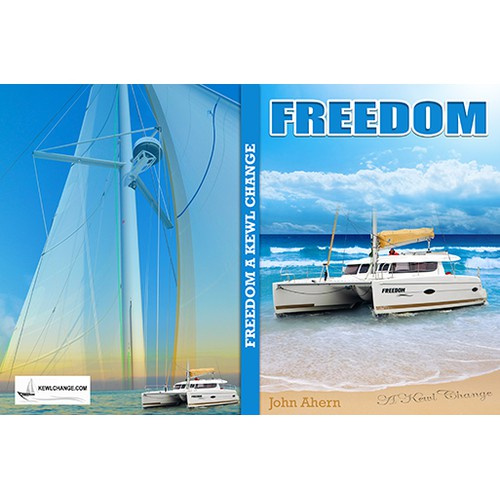 Kewl Change Yacht Charters & Deliveries needs a new book or magazine cover