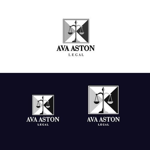 AVA ASTON LEGAL - logo