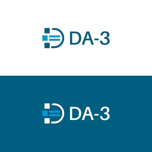 Logo for DA-3