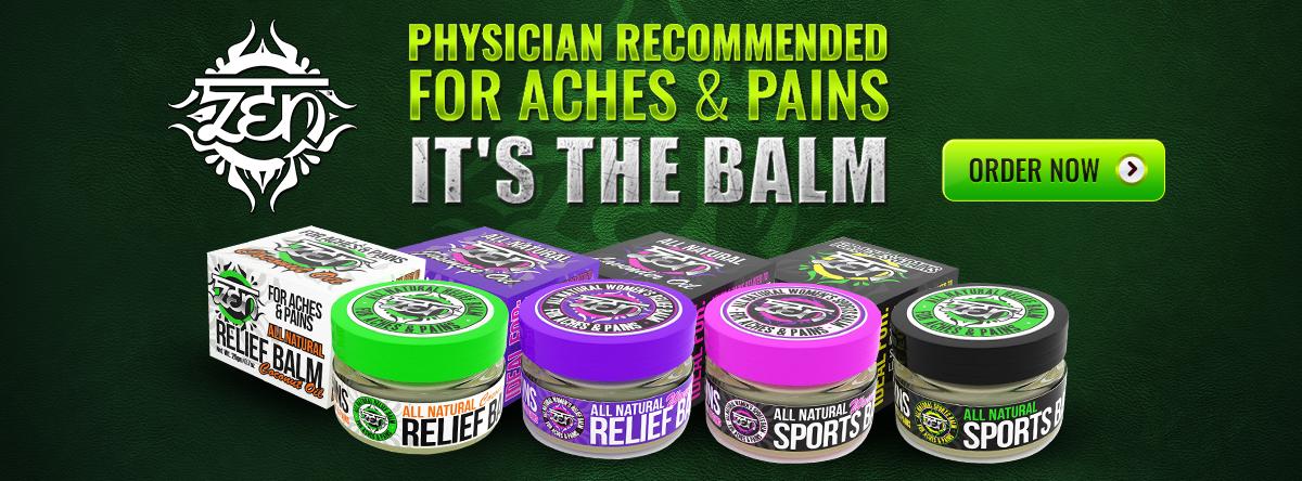 Zen Relief and Sports Balm Online Advertisements Needed