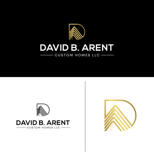 personal logo for David B. Arent