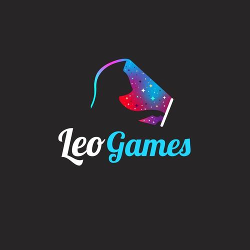 Logo for lei games